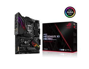 Inexpensive ASUS ROG Maximus XI Hero M11H Desktop  Motherboard Z390 LGA1151 DDR4 64G Support I9 9900K 9700K — nuplecheof