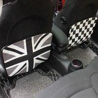 Anti Kick Pu Leather Kick Mat For Car Auto Back Seat Cover Kid Care Car Universal