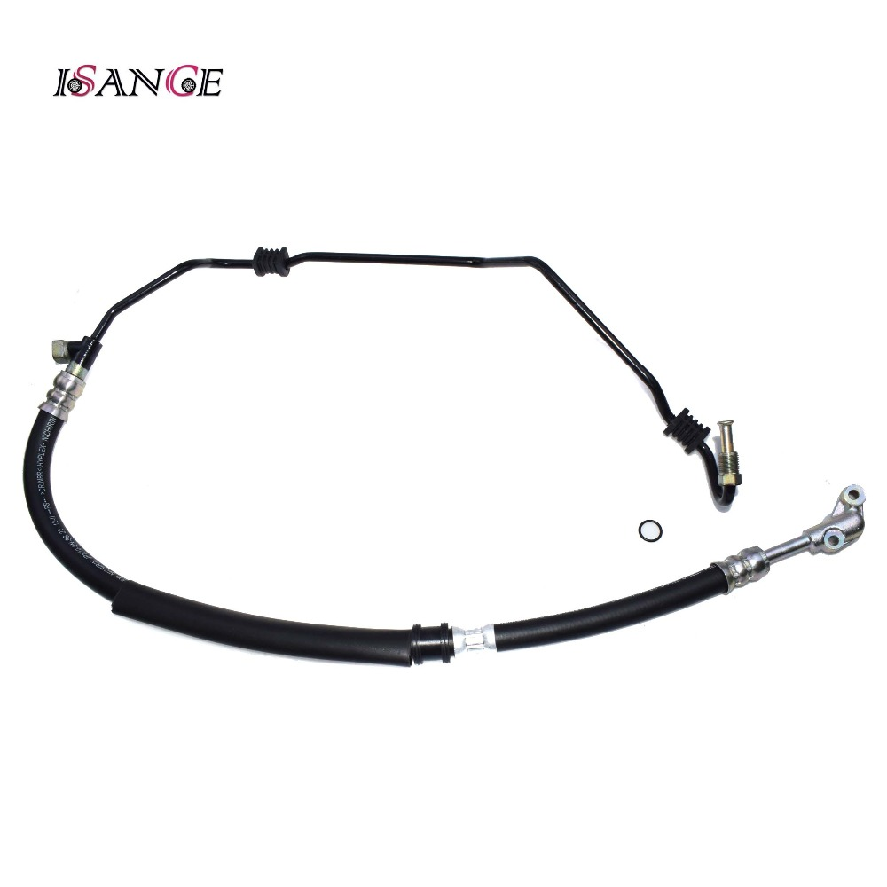Power Steering Pressure Hose Assembly Fit Honda Odyssey V6 3.5L 1999 2000 2001 2002 2003 2004 53713-S0X-A02