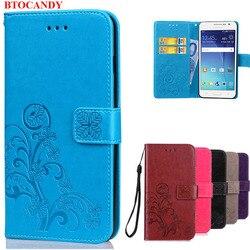 Luxe pour Coque Samsung Galaxy Grand Prime etui G530 G530H G531 G531H G531F SM-G531F portefeuille clapet avec porte-cartes