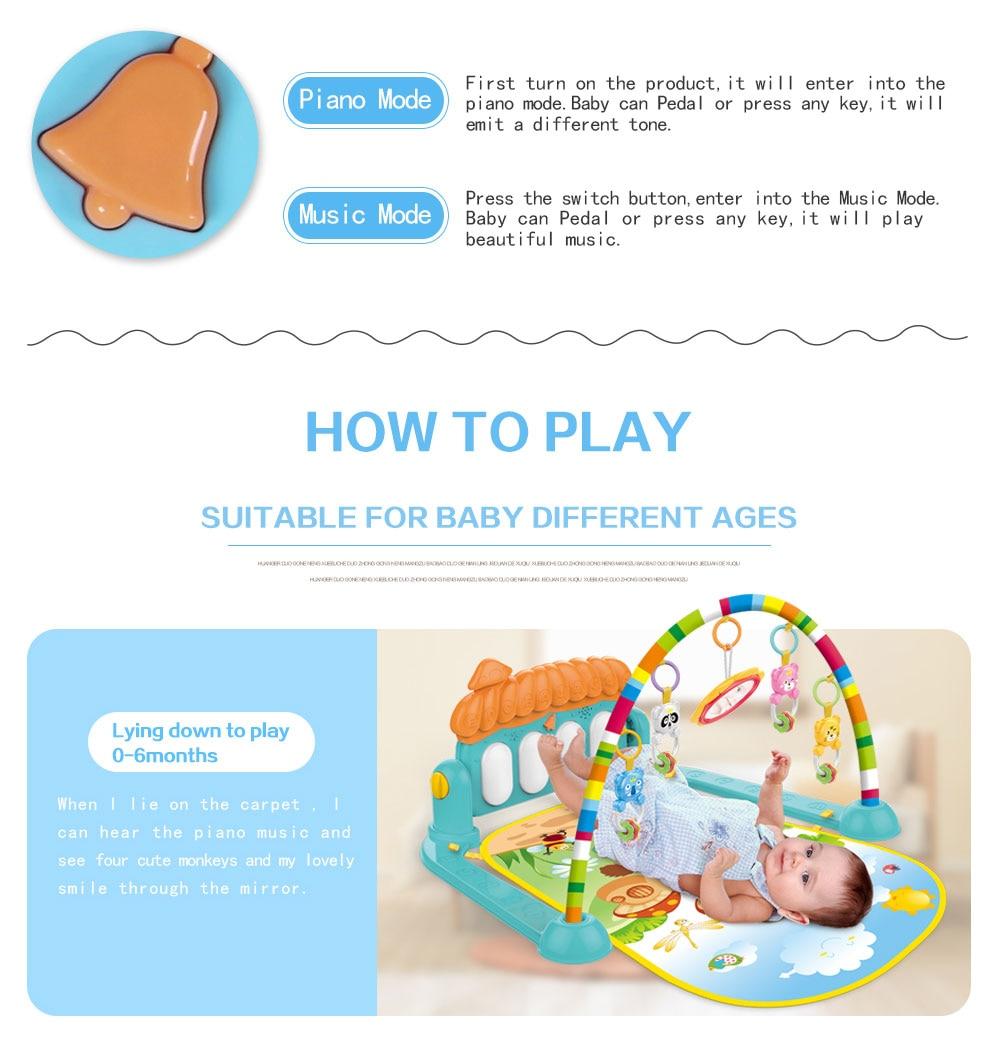 HTB15JukXJfvK1RjSszhq6AcGFXaX Dropship baby mat carpet musical activity gym puzzle children's tapete infantile Soft pad floor game creeping developmental toy