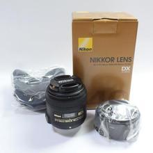 Nikon AF-S DX micro-nikkor 40mm f 2 8G obiektyw makro dla D5600 D5500 D3400 D3300 D610 D750 D810 D7200 tanie tanio Kamera 1 000 razy Krajobrazy Owady Martwa natura Ślub Specjalne Ludzi Brak Automatyczne 201g-300g 52mm 2011 Stałej ogniskowej obiektywu