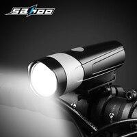 SAHOO 2017 Bicycle Light Mtb Bike Lights Front Handlebar Flashlight Led Light 300 500 Lumen USB