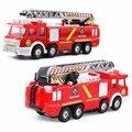Fireman Sam Juguetes Camión de Bomberos Camión de juguete En Caja Original Con LLEVÓ Sirena Juguetes Para Niño Juguetes educativos Pistola de Agua Camion de Bomberos