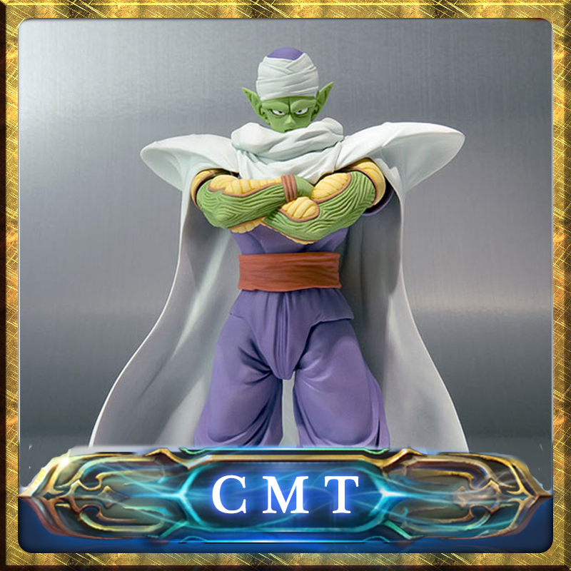 BANDAI Original Dragon Ball Piccolo Z S.H.Figuarts Action Figure цена и фото