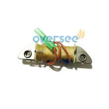 OVERSEE Outboard Charge Coil 6E0 85520 70 for Yamaha fitting Parsun 4HP 5HP Outboard engine