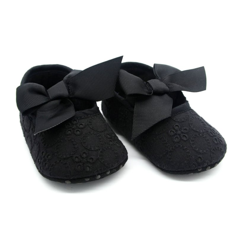 White-Bowknot-Baby-Girl-Lace-Shoes-Toddler-Prewalker-Anti-Slip-First-Walker-Simple-Baby-Shoes-2