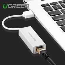 Ugreen USB 3.0 на RJ45 gigabit Lan Карты Сетевого Ethernet Адаптер для Mac OS Android Tablet pc Ноутбук Smart TV в 10/100/1000 Мбит/С