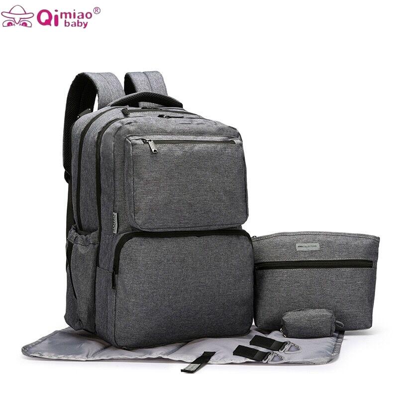 Luiertas voyage bébé poussette maman maman maternité couche-culotte sac organisateur sac à dos sacs pour bébé bolsa mochila maternidade