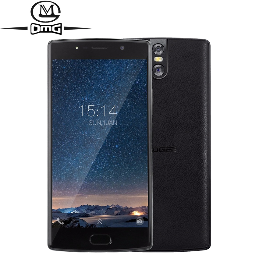 DOOGEE BL7000 4GB RAM 64GB ROM Dual 13MP Camera Mobile Phone 5 5 FHD Android 7