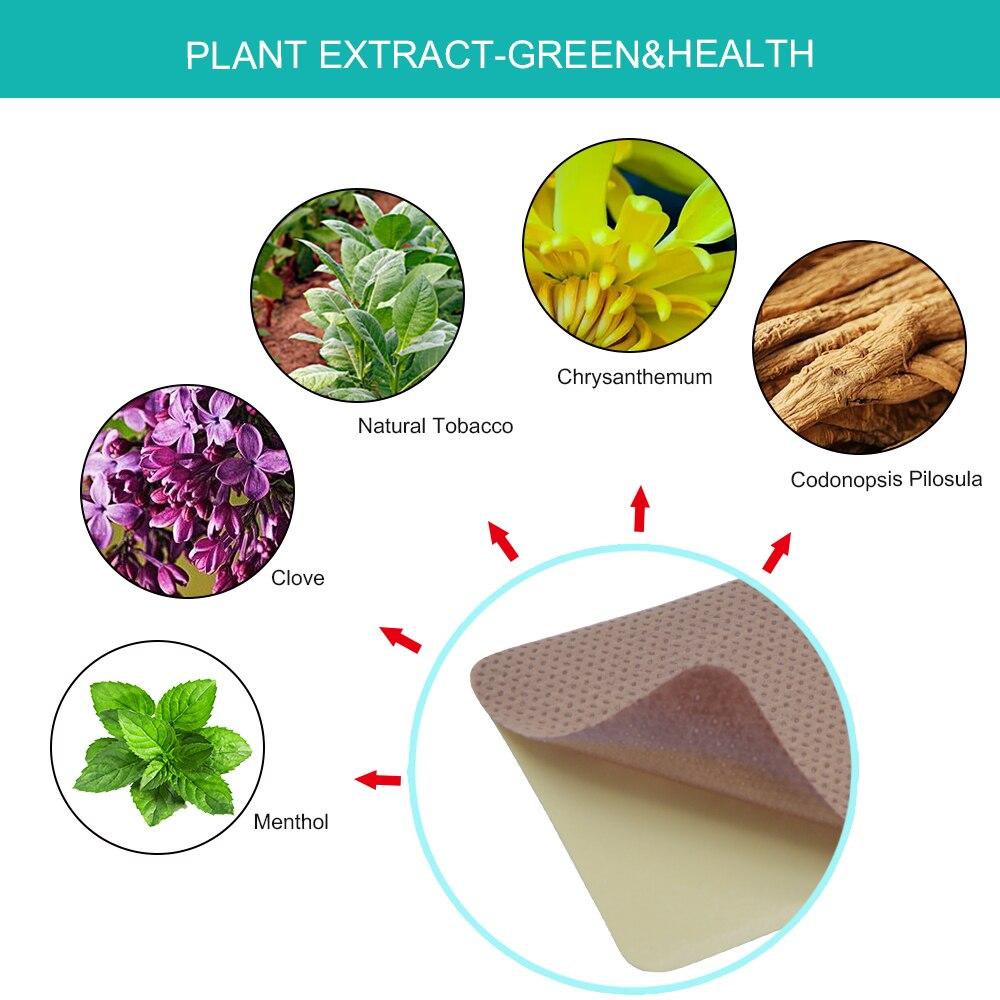 Sumifun Quit Smoking Patch for Smoking Cessation Patch 100% Natural Ingredient Stop Smoking Patchs 3