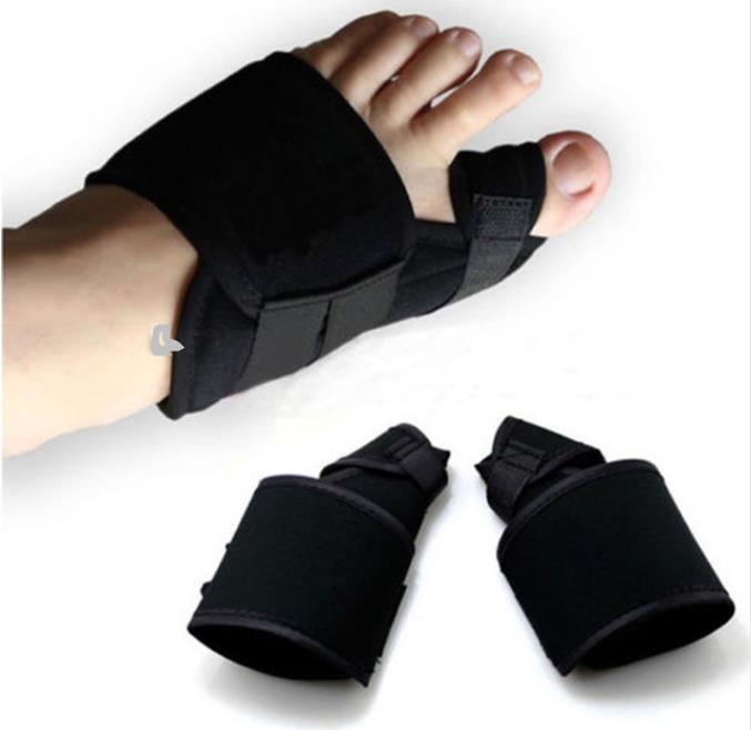 2pcs/lot Big Toe Separator Splint Correction Soft Bunion Corrector Medical Device Hallux Valgus Foot Care Pedicure Orthotics