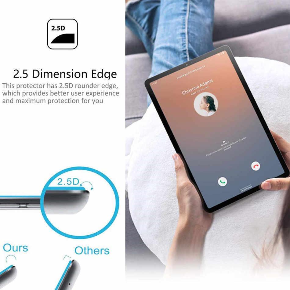 2 Buah/Bungkus untuk Samsung Galaxy Tab S5e 10.5 Inci 2019 Tablet Pelindung Layar Tempered Glass untuk Samsung S5e 10.5 SM-T720 SM-T725