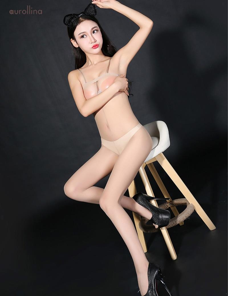 Sleeveless-Open-Crotch-Sheer-Nude-Bodystocking-Pantyhose-Lingerie-(2)