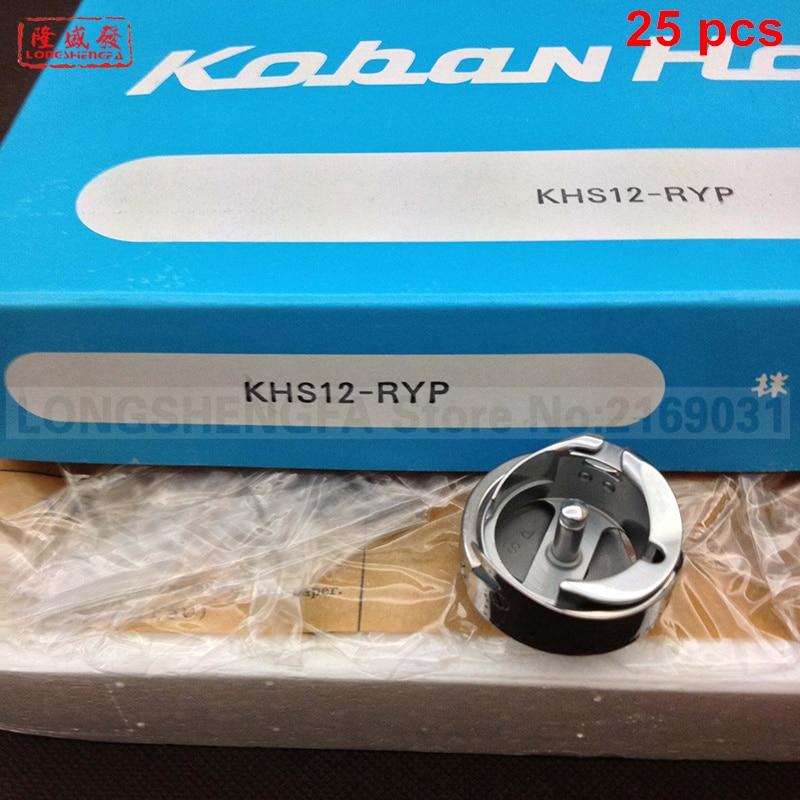 Original JAPAN KHS12-RYP Koban roterande krok för Tajima Barudan SWF Melco TOYOTA Feiya ZGM Brodermaskin Original Autentisk