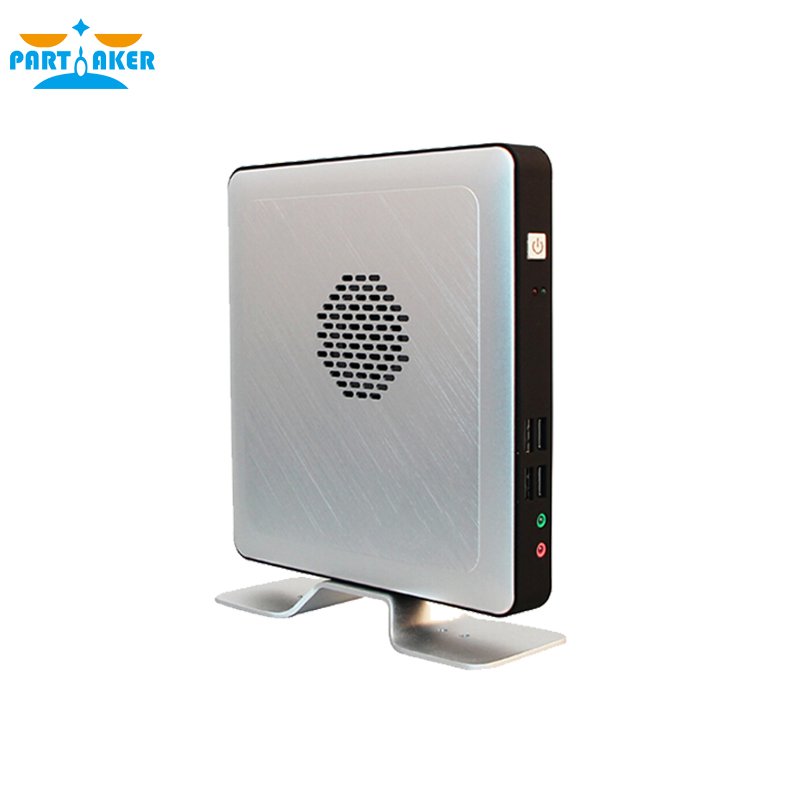 X86 Mini Pc K390N Cost Saving Low Power Consumption Usb2.0*8 Cheap Price