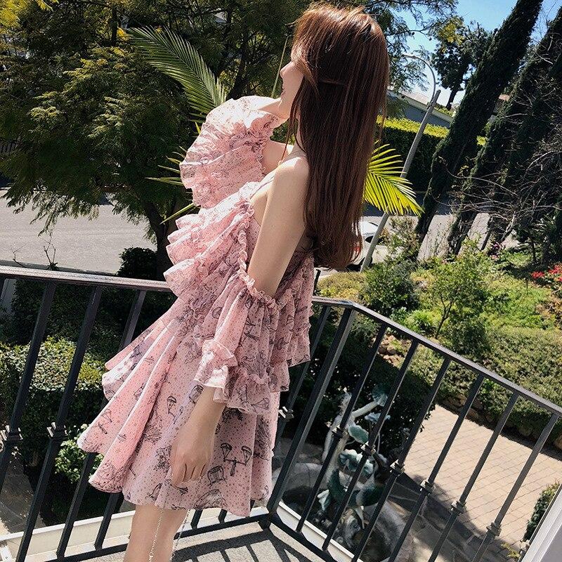 Cute Girl Dresses  Beach Dress 2019 Summer Jurk Prinses -2662