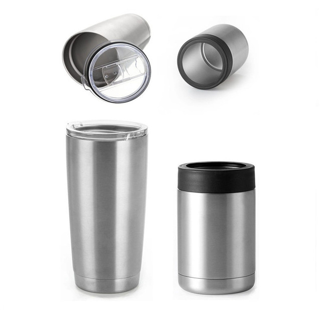 12 20 Ounce Tumbler Cups Stainless Steel Vacuum Insulated Travel