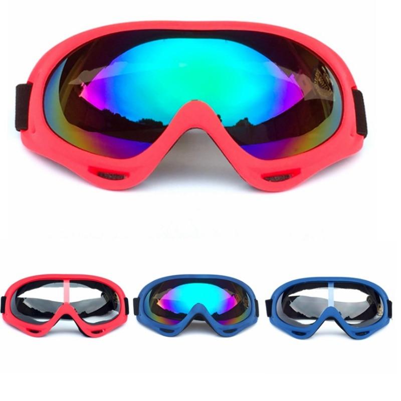 Mode Winter Skibrillen Sneeuw Snowboard Goggles Anti-fog Grote Ski Masker Bril Uv-bescherming Voor Mannen Vrouwen Jeugd