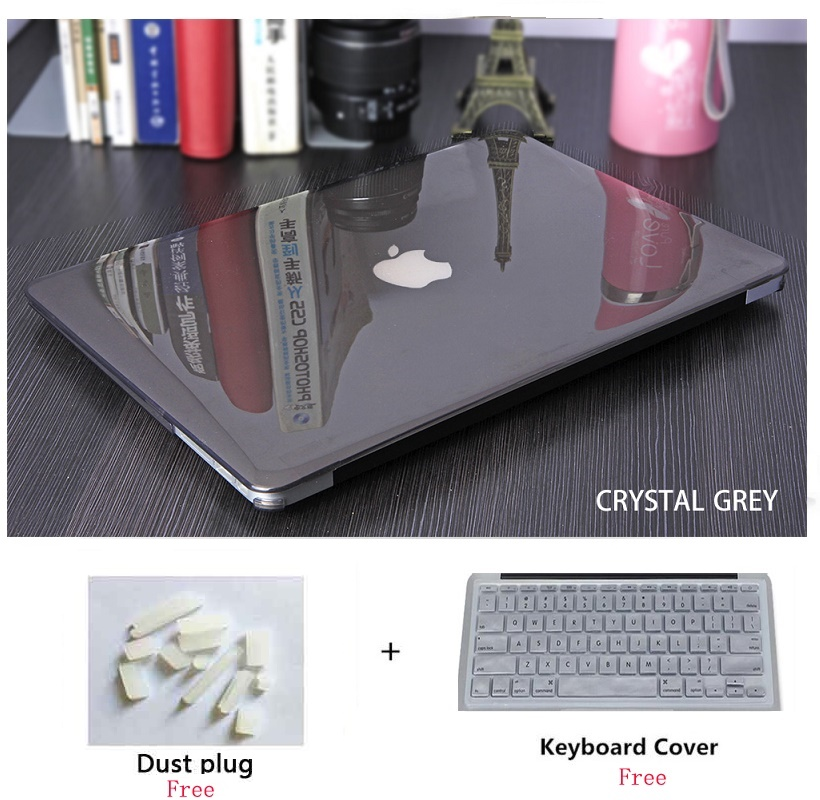 Crystal Hard Shell Case for MacBook 23