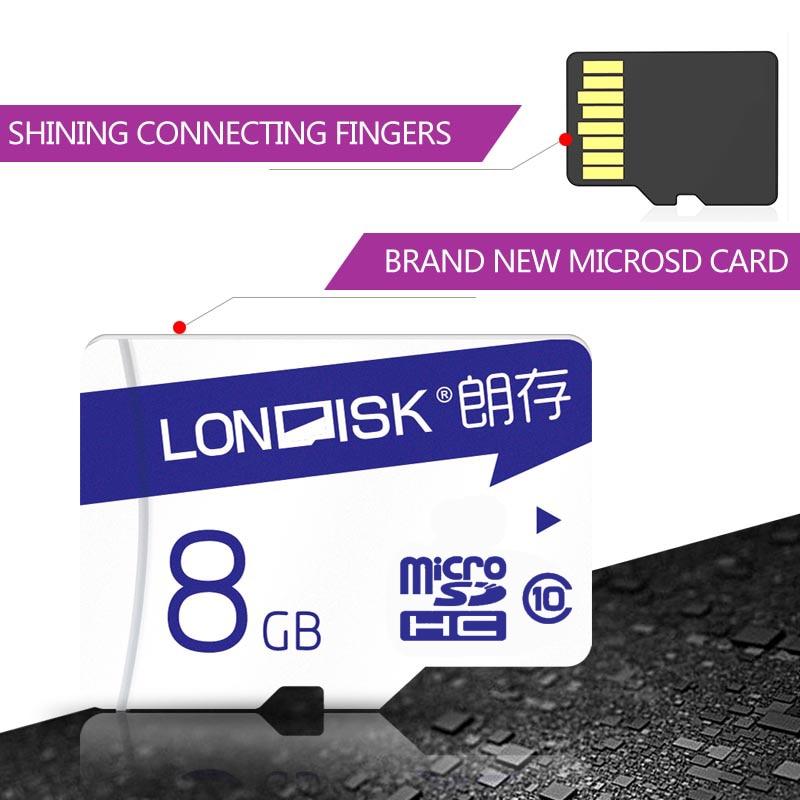 Londisk Robot Series Micro SD Card 8GB 16GB 32GB Class10
