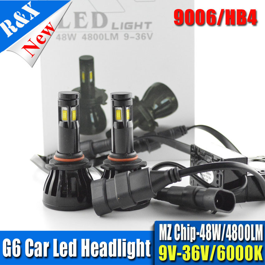 Car led light 96W 9600LM Car LED Headlight 9004 9005 HB3 9006 HB4 HB5 H11 H13 H3 H4 9003 H1 LED Bulb COB LampFog Light 9V-36V auxmart car led headlight h4 h7 h11 h1 h3 9005 9006 9007 cob led car head bulb light 6500k auto headlamp fog light