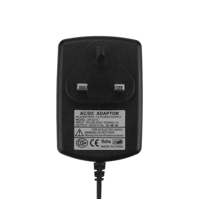 US $3 16 12% OFF|vovotrade 5V 3A Micro USB AC Adapter DC Wall Power Supply  Charger For Raspberry Pi/Switch Drop Shipping Drop Shipping-in Chargers