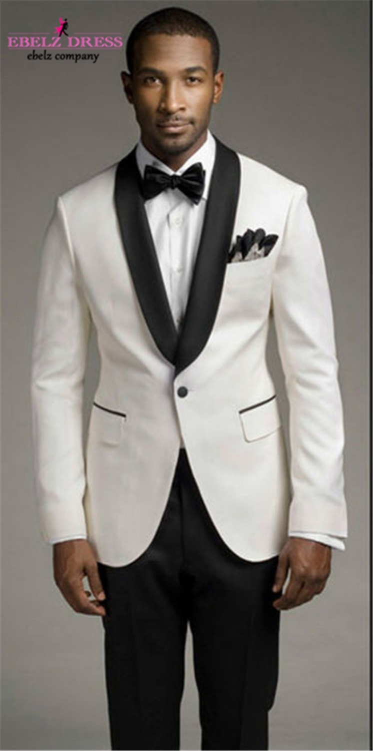 2015 New Arrival Formal Italian Mens Wedding Suit Tuxedo Terno ...