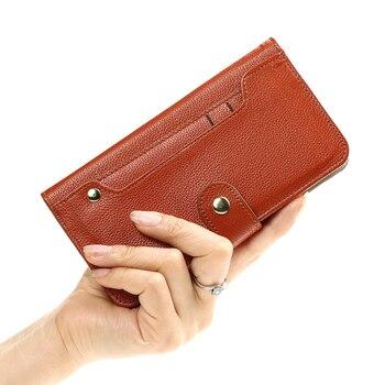 LANGSIDI marca saco do telefone móvel caso de telefone slot para cartão para o iphone X XS MAX XR 11 PRO MAX Carteira aleta case Para iphone 7 8 6s plus