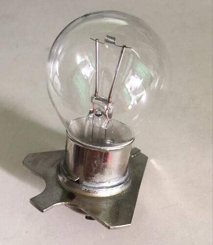 Surgical lamp light bulb 24v40w mercury ba15d h016372 hanaulux