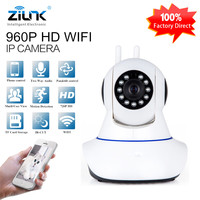 ZILNK 960P HD Wireless Wifi Pan Tilt IP Camera Two Way Audio Night Vision Home
