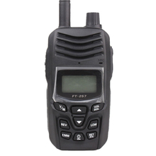 General walkie talkie for YAESU FT-257 Dual-Band 400-480MHz FM Ham Two way Radio Transceiver yaesu FT-257 radio