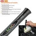 Brake Fluid Tester Pen KS10 5 LED Car Vehicle Auto Automotive Testing Tool Brake Fluid DOT3 DOT4 DOT5 Tester Diagnostic Tools