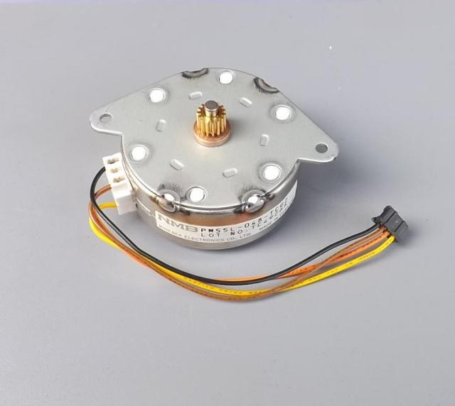 NMB 55 stepper motor 2 phase 4 wire stepper motor with gear-in ...