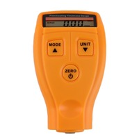 Hot Sale Original High Accuracy Coating Painting Thickness Gauge Tester GM200 Ultrasonic Film Fe NFe 2 in 1 Painting Meter