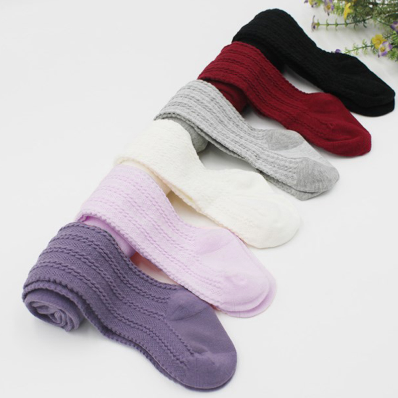 newborm Baby gIRL Clothing Toddler Infant Kids Girls Tights Cotton Warm Pantyhose kids Child Girl hosiery Baby clothing 2017 ...