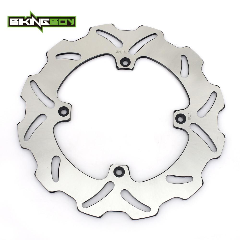 BIKINGBOY 240mm Rear Brake Disk Rotor for Honda XLV1000 VARADERO/ABS CB1100 CBR1100 CB1284 CB1300 CB1100SF CB1300F 97-2011 10 09