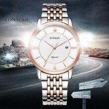 New Watch Fashion Brand Men's Gown Luxury Watches RM8009G Men's Watch Quartz Wristwatch Relogio Masculino De Luxo Relojes saat