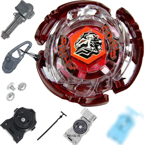 Fusion Beyblade Masters Metal DS Cyber Pegasus Astro S-Pegasis w/ Power Launcher 1pcs Drop Shopping With Launcher