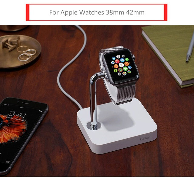 Original for Apple watch Magnetic Charger High-end watches bracket 38mm 42mm luxurious desktop office MFI certification 1.2m new
