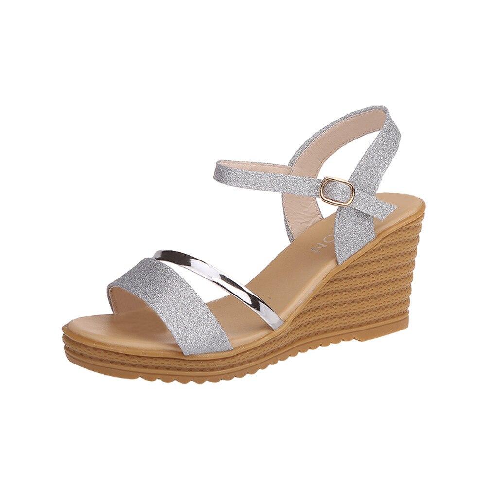 2519478ed SAGACE sapatos Mulheres 2018 Dedo Do Pé Redondo Não-deslizamento da ...
