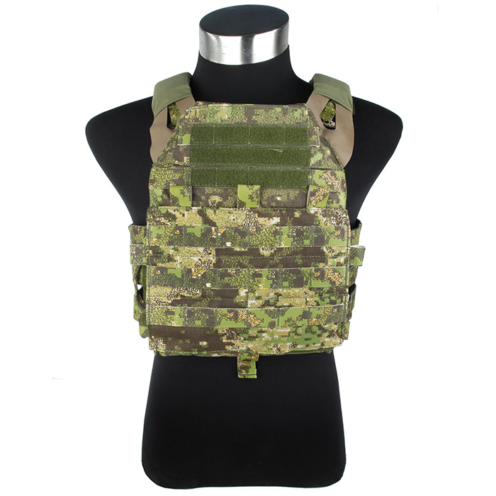 PenCott GreenZone Tactical Plate Carrier JPC 2 0 Fit Zip On Panel Pouch STG051088