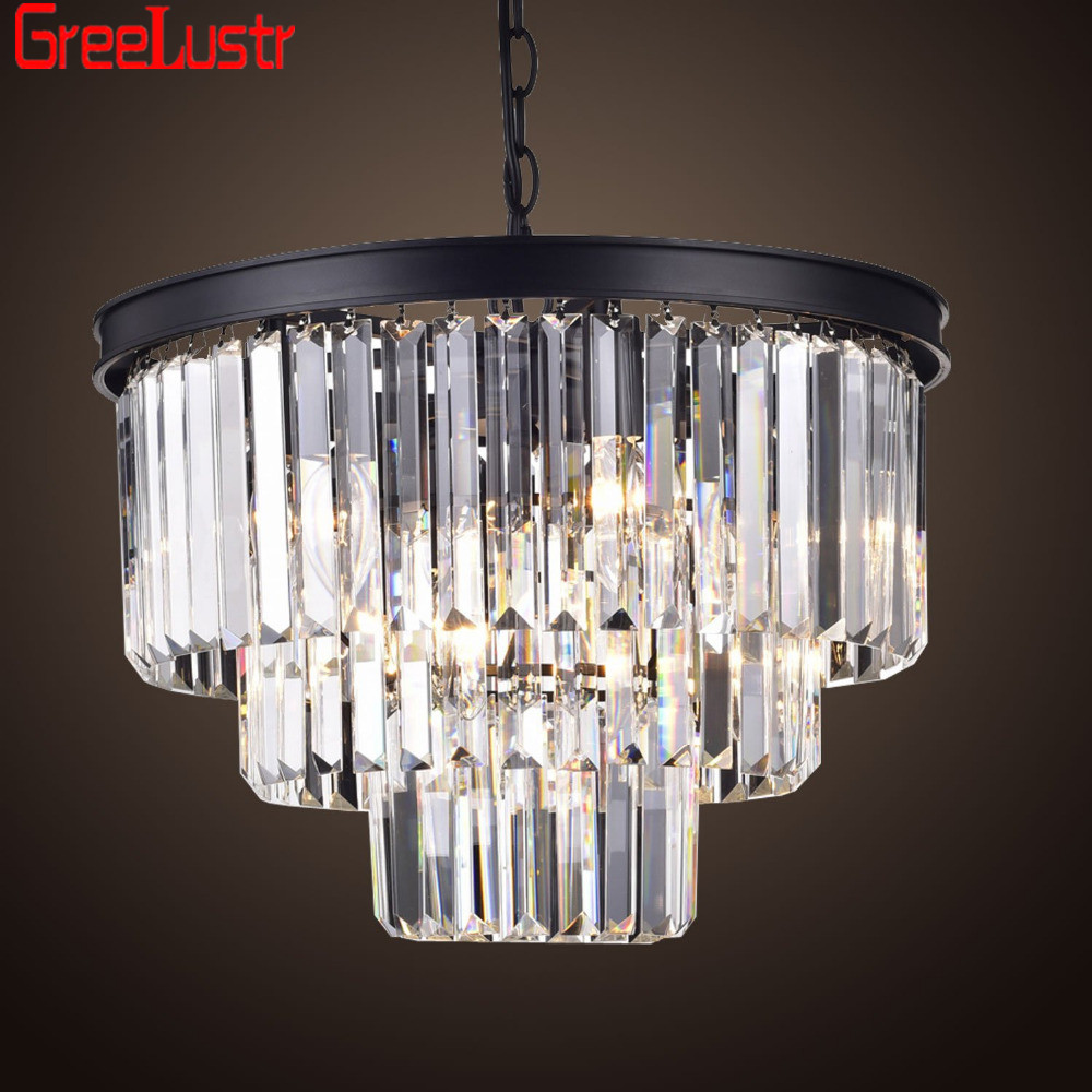 Vintage LED Pendant Lights Lustres Black Pendant Lamp Suspension Luminaires  Dining Room Hanging Lamps Abajur Fixture Lighting