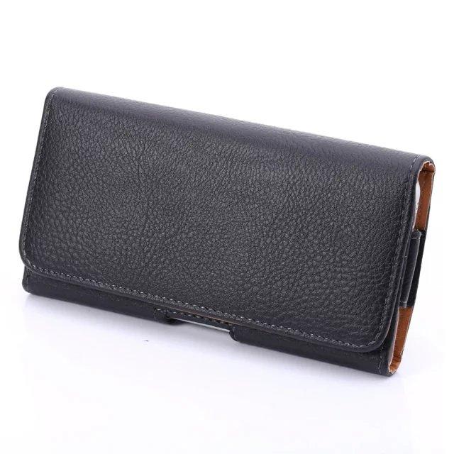 Black Holster Leather Case Cover Belt Clip For Samsung Galaxy C5 On7 On5 For Samsung Galaxy A5 A7 A3 j5 j7 j3 2017 2016 J2 Prim