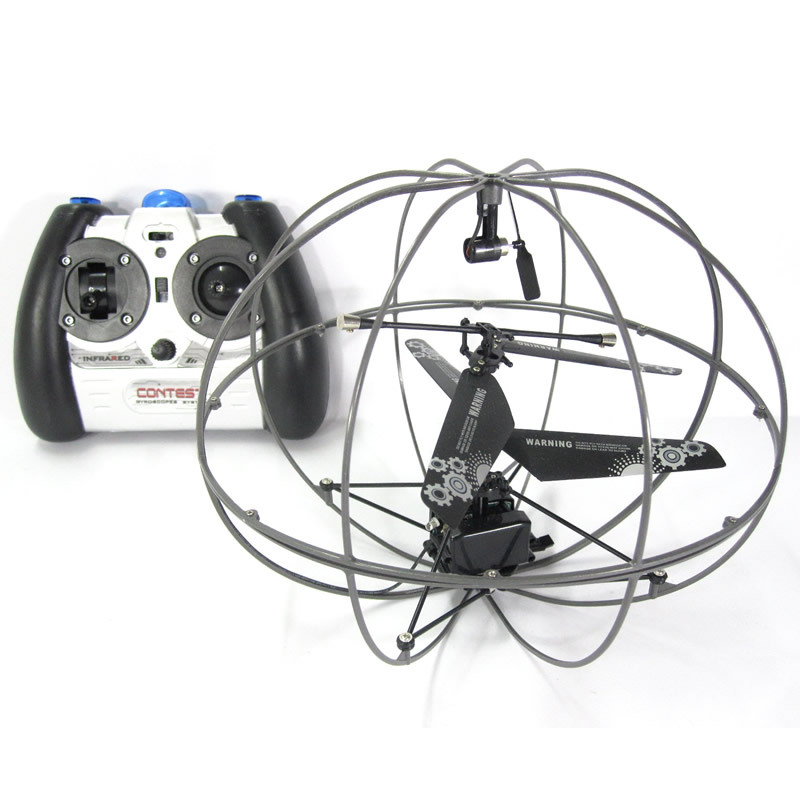 Drone rc UFO 777-286 3CH mini rc Volant UFO balle RC Quadcopter télécommande petit espace balle avec gyro rc jouets pour enfants cadeau