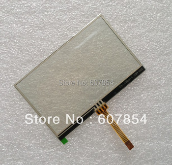 4 wire Resistive Touch Screen Digitizer For 4.3 Inch for Garmin W255 250W LCD Display 103x66mm GPS Touch Panel