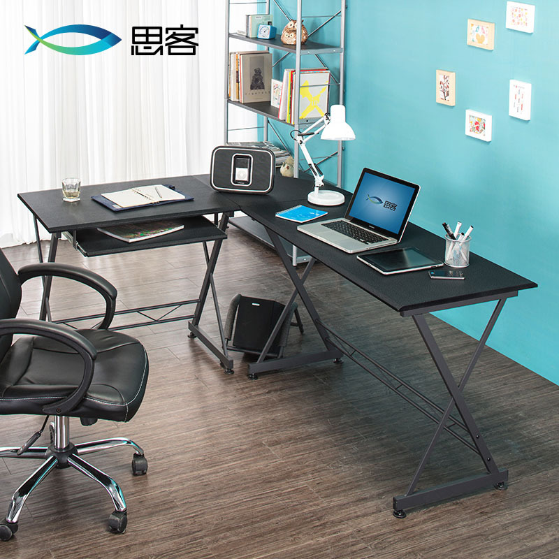 Best Off Exit Soho Furniture Corner Desk Modern Minimalist Home Office Computer Ikea Specials In Desks From On Aliexpress
