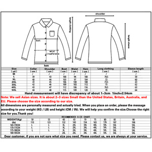 Image 5 - Aoliwen 2020 Fashion Mens Slim Shirts Autumn And Winter Thickening Warm Plaid 24 Colors Male Social Shirt Clothing Size M 5Xl
