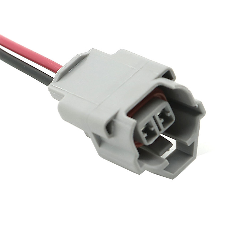 5-Denso High Impedance Female Fuel Injector Connector Electrical Plug Pigtail