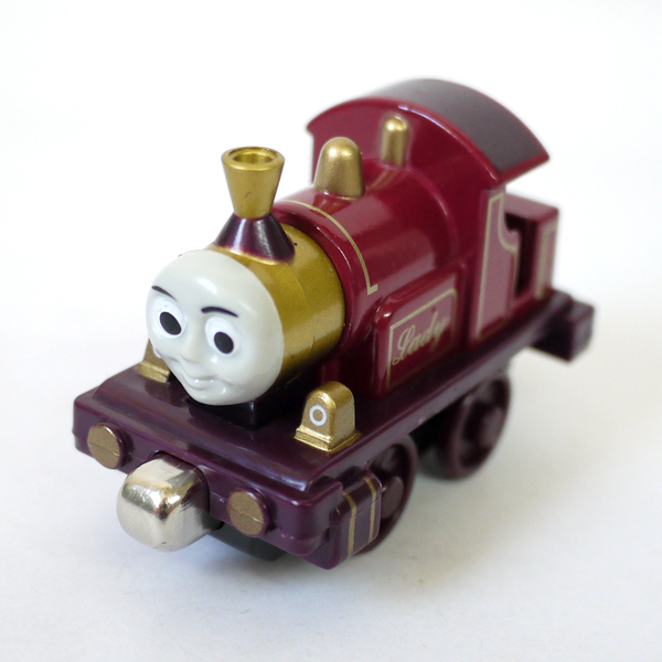 T0107 Magnetic Diecast THOMAS and friend The Tank Engine take along train metal children kids toy gift Lady